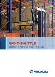 Radio Shuttle INT - StoractLOG