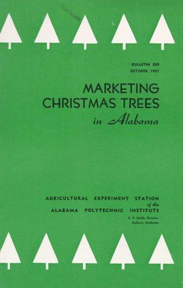 MARKETING CHRISTMAS TREES - Auburn University Repository