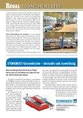 """""""Supermarkt der Zukunft"""", präsentiert am Branchentreff ... - Regal - Seite 2"""