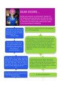 September 2012: Welcome Conversation starters Dear Deidre ... - Page 6