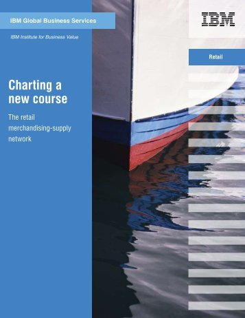 Charting a new course IBM Global Business Services