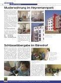 """""""Bei uns"""" - Ausgabe 2.2007 (.pdf) - der Baugenossenschaft ... - Seite 3"""