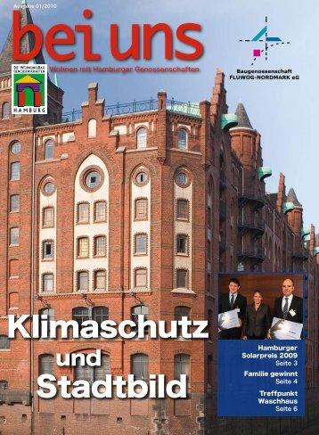 """Bei uns"" - Ausgabe 1.2010 (.pdf) - der Baugenossenschaft ..."