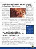 """""""Bei uns"""" - Ausgabe 1.2010 (.pdf) - der Baugenossenschaft ... - Seite 5"""