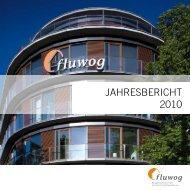 Jahresbericht 2010 -  der Baugenossenschaft - FLUWOG ...