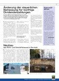 """""""Bei uns"""" - Ausgabe 4.2008 (.pdf) - der Baugenossenschaft ... - Seite 4"""