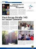 """""""Bei uns"""" - Ausgabe 3.2008 (.pdf - der Baugenossenschaft ... - Seite 3"""