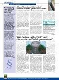 """""""Bei uns"""" - Ausgabe 3.2008 (.pdf - der Baugenossenschaft ... - Seite 6"""