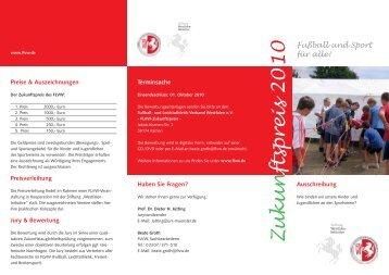Fußball und Sport für alle!  - Fußball und Leichtathletik Verband ...