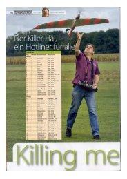 FMT Beitrag 'Killer-Hai' Ausgabe Nov. 2009