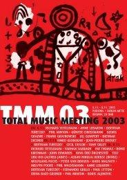 Print-Version (PDF) - FMP Free Music Production