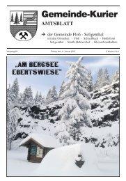 Gemeindekurier Nr. 01-2013.pdf - Gemeinde Floh-Seligenthal