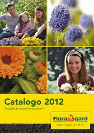 Catalogo 2012 - Floragard Vertriebs GmbH