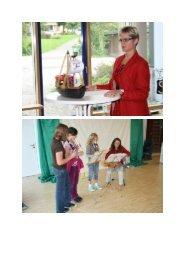 Bilder von der Abschlussfeier der Entlassklasse 2010/2011