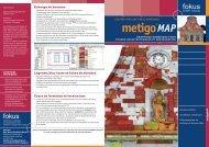 Prospectus metigo MAP (pdf; 576 kb) - fokus GmbH Leipzig