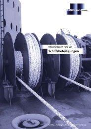 Informationen rund um Schiffsbeteiligungen - Fondshaus Hamburg