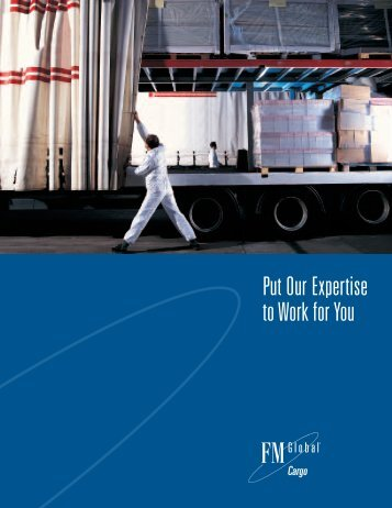Cargo Capabilities Brochure - FM Global