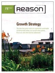 Reason Reprint- Growth Strategy - FM Global