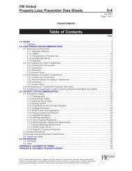 DS 5-4 Transformers (Data Sheet) - FM Global