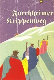 Page 1 Page 2 i Franken und die Weihnachtskrippe 1 Sehen ...