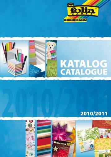 PDF Katalog downloaden