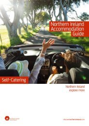Self-Catering - Discover Northern Ireland