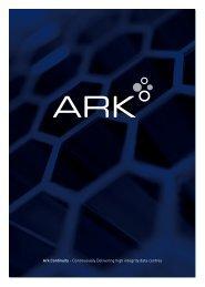 Corporate Brochure [PDF] - Ark Continuity