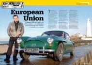 Barry Stone's Jensen 541R Diesel - Classics Monthly
