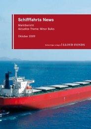 Schifffahrts News - WM AG