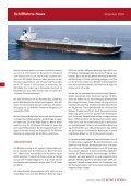 Schifffahrts News - WM AG - Page 6