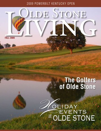 at OLDE STONE - Golf Fusion