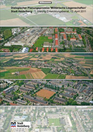 """Dialogischer Planungsprozess """"Militärische ... - Stadt Heidelberg"""