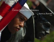 United States Navy Memorial Annual Report