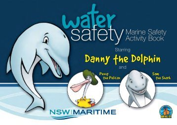 Danny the Dolphin Danny the Dolphin - NSW Maritime