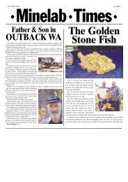 Minelab Times July 2004