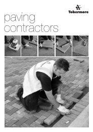 Paving Contractors - Tobermore