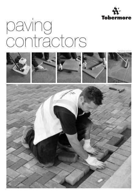 Paving Contractors - Tobermore