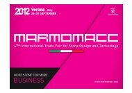 introduction to mdm12_marmomacc da mauro - Videomarmoteca