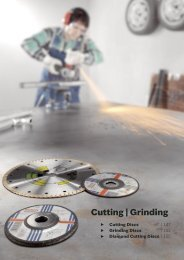 Cutting | Grinding - Bosch DIY