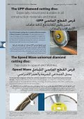 Diamond Cutting and Grinding - Bosch - Page 4