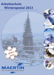 Winterjacken - Maertin & Co. GmbH