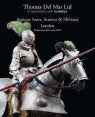 Thomas Del Mar - Arms & Armour - Summer 09