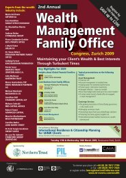 Wealth Manag - Henley & Partners
