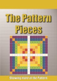 download THE PIECES pdf - The Pattern Book