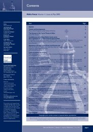 Front Matter (PDF) - Trusts & Trustees