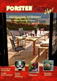Lieblingsplatz im Grünen - Forster Garten- und Landschaftsbau