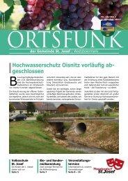 Ortsfunk-Oktober-2012 - Gemeinde St. Josef