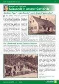 GemeindeNEWS 02/2008 - Haselsdorf - Tobelbad, die Homepage ... - Seite 7