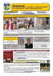 Ortsfunk-April-2007 - St. Josef