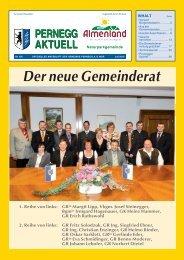 Der neue Gemeinderat - Gemeinde Pernegg